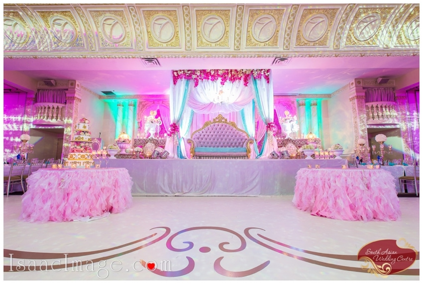 Paradise Banquet Hall Reception 0008